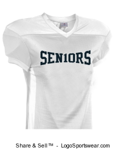 Youth Crunch Time Football Jersey Design Zoom